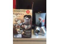 Kenwood frothie maker