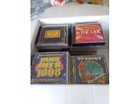 Box of CD,s