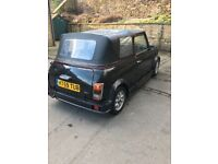 Mini thirty convertible h reg classic needs very little tlc no mot can mot for full asking price