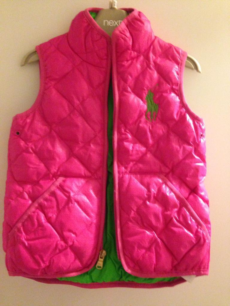 Girls genuine Ralph Lauren jacket