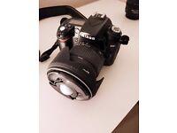 D90 Nikon Sigma 18-50 2.8 Nikkon 18-70 3.5-4.5