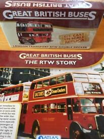 Great British Buses, London Transport RTW Double Decker