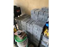 260 Charcoal Block Pavers