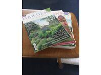 BBC Gardens magazines 2010