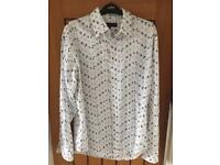 Men's French Connection shirt large