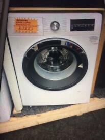 White Bosch 8kg washing machine