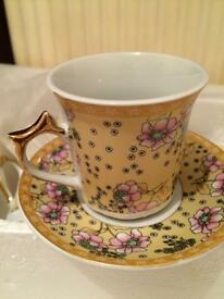 12 piece cup and saucer set BRAND NEW