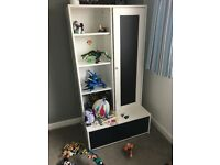 Toy storage unit - excellent quality in great condition