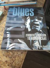 The Blues from Robert Johnson to Robert Cray- by Tony Russell