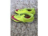 Junior football shoes