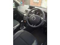 Quick sale *** Renault Clio dynamique 1.1 16v 62 plate.Tom Tom