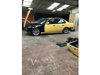 Breaking for spares BMW 525i sport