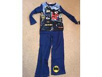 Batman pj's aged 6-7
