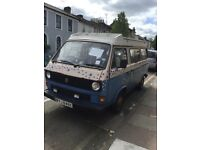 VW T25 air cooled Campervan, MOT'd until August