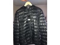 Armani light weight jacket size XL never been worn still with tags