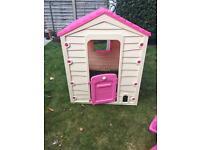 Kids Pink Wendyhouse