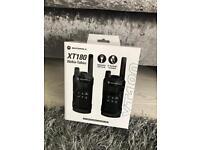 Motorola Walkie talkies RRP £75