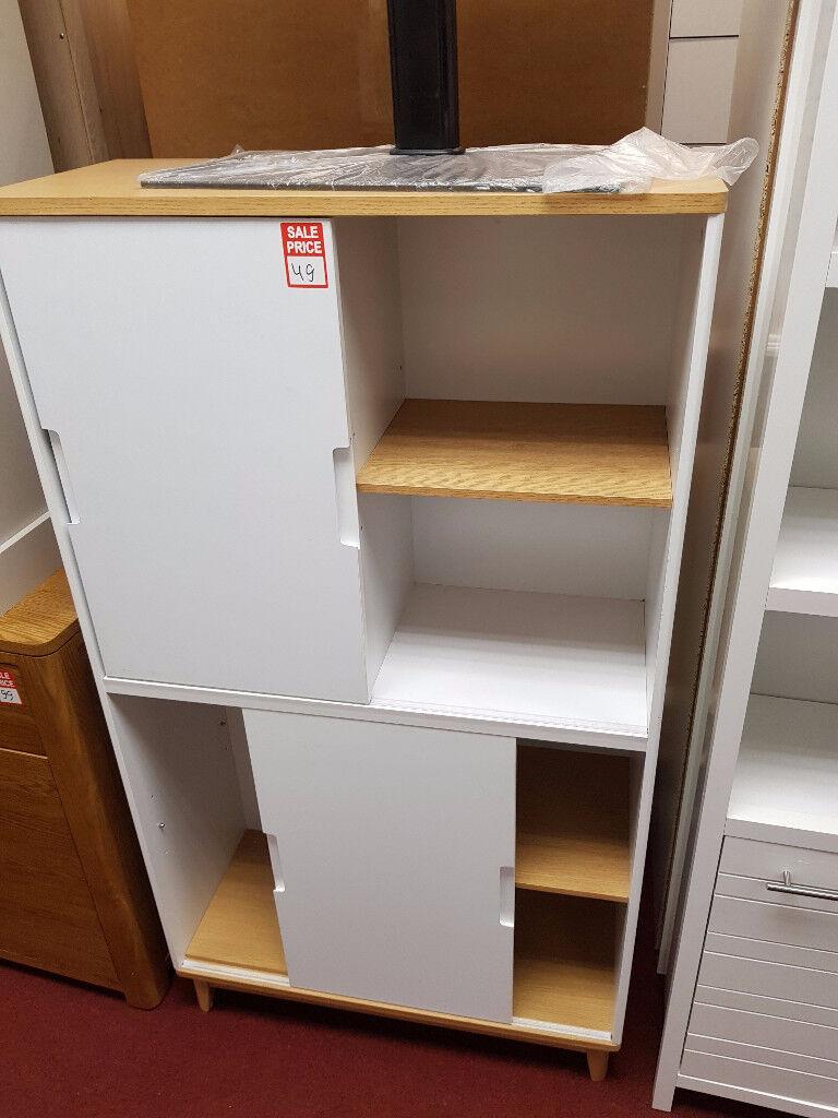 Skye Display cabinet