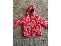 Mini Boden coat age 5-6