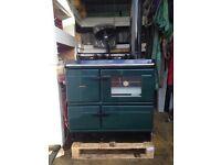 Oil range cooker stove