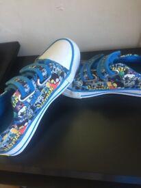 Kids batman shoes