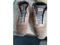 Mens building work boots