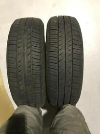 4 good condition tires