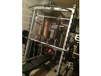 Body-Solid Series 7 Smith Master Package