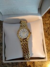 Ladies Accurist Charm Watch brand new in box