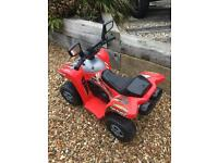 Kids battery quad bike