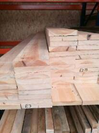 6x1 Sawn Timber (25mm x 150mm)