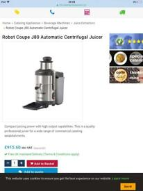 Robo coupe juicer