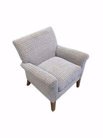 Single Fabric Chair
