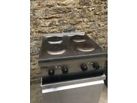 lincat 4 plate electric hob
