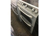 ✅ Hotpoint ceramic top electric cooker 60cm wide £179