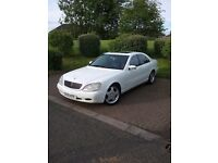 Mercedes S500 1999 306bhp!!! Private reg