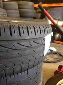205/50/16 Part worn Tyres Great treads Great prices Great service Call us now for more !!