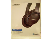 *New* Bose SoundLink® II around-ear wireless headphones