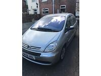Citroen xsara Picasso desire 2006 06 1.6 hdi genuine 73k full years mot taken in px