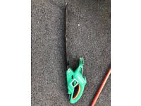 Black and Decker Hedge Trimmer £5