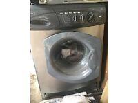 Hot point grey washing machine