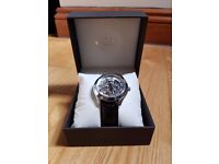 Rotary wrist watch