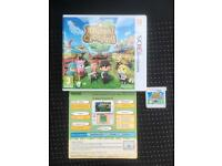 Animal crossing 3ds Nintendo game