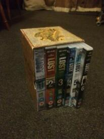 complete Lost collection DVD box set
