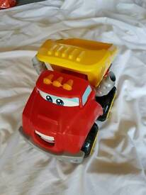 Tonka battery operated child's truck