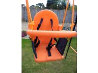 Hedstrom Toddler Swing Seat unit only