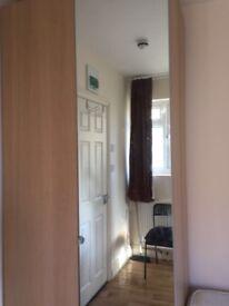 In suite double room harrow
