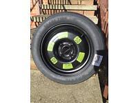 Peugeot/ Citroen Space Saver Wheel