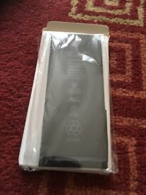 Apple iPhone 6s Plus battery new