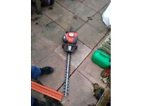 Used HUSQVARNA 122HD60 21.7CC PETROL HEDGE TRIMMER